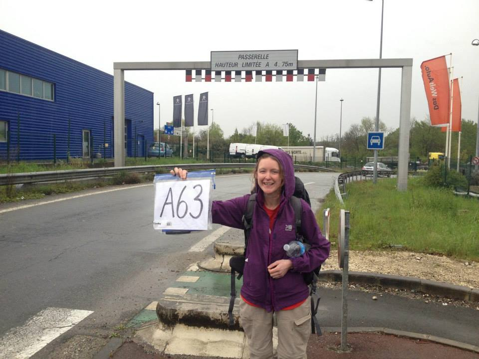Hitchhike London to Morocco