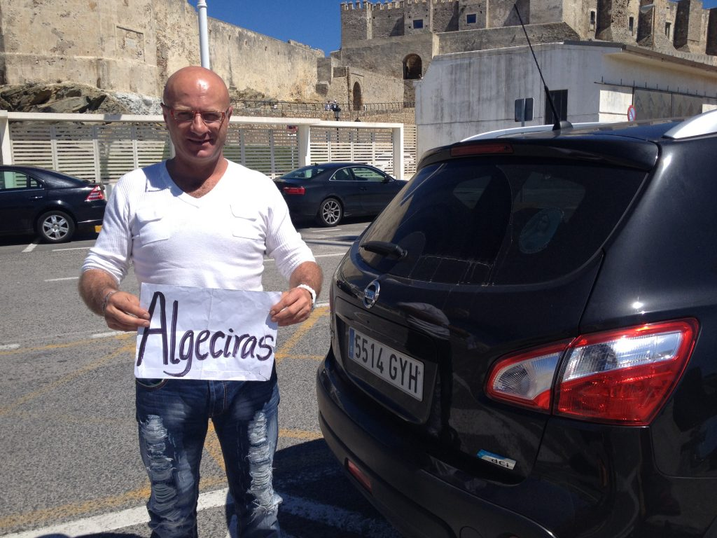 Hitchhiking London to Morocco