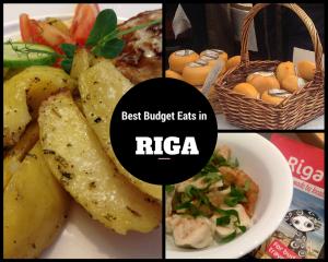 Best Budget Eats Riga