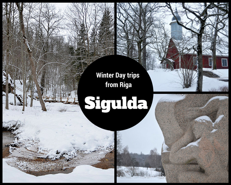 Day Trips from Riga SIgulda