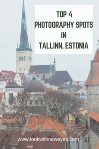 Top 4 Photography Spots in Tallinn Estonia