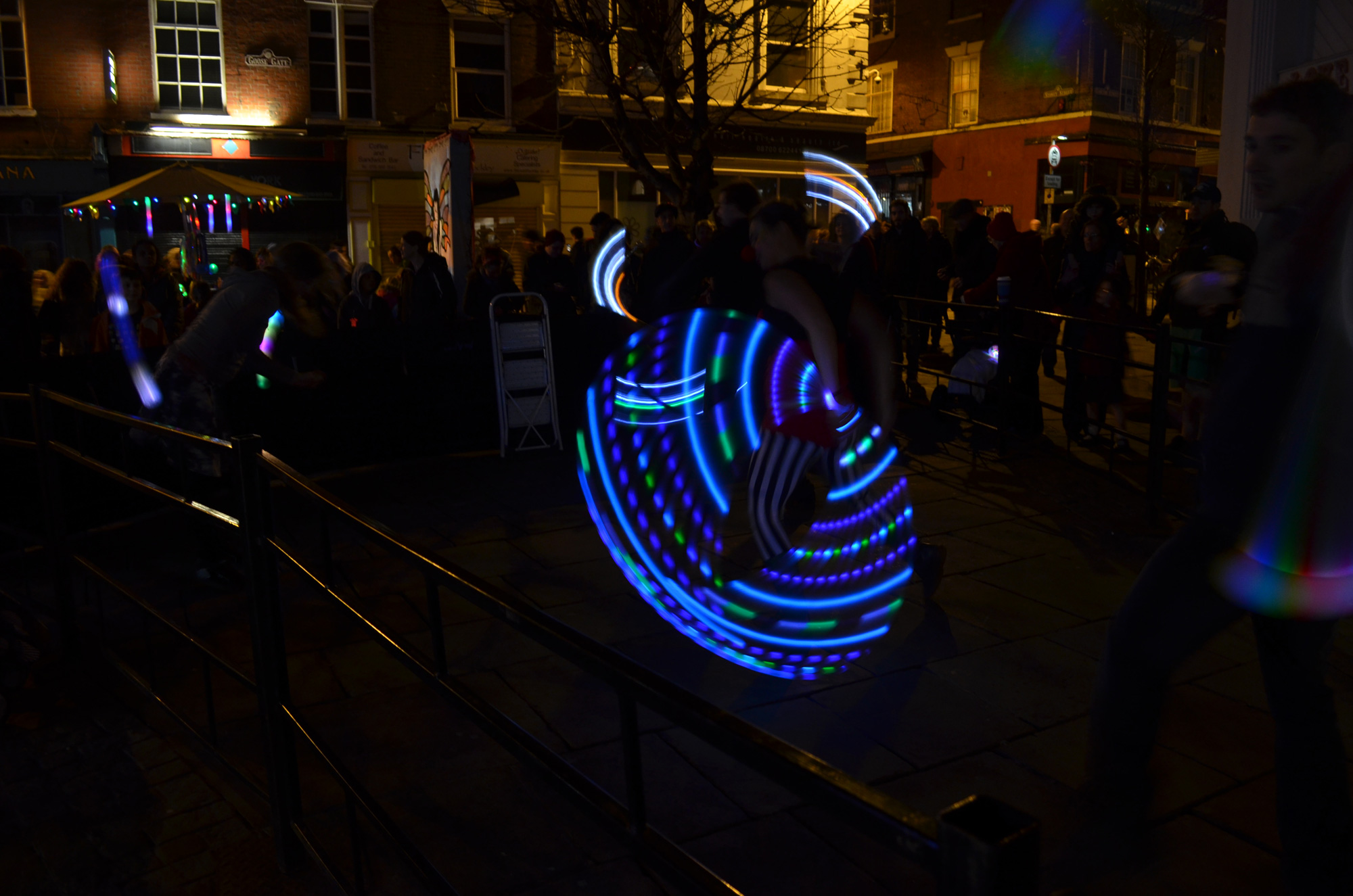 Light Night Nottingham