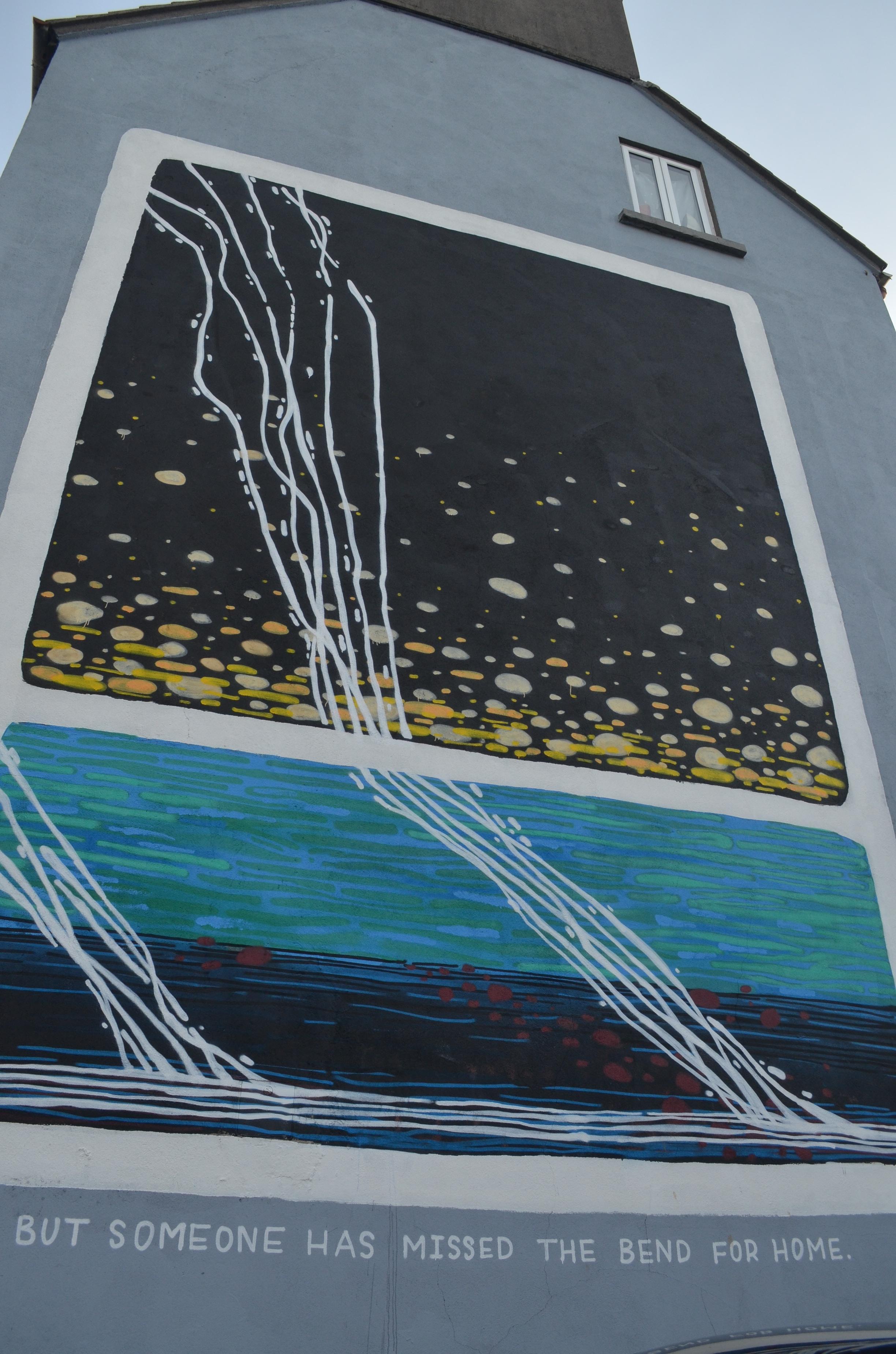 Street Art Galway