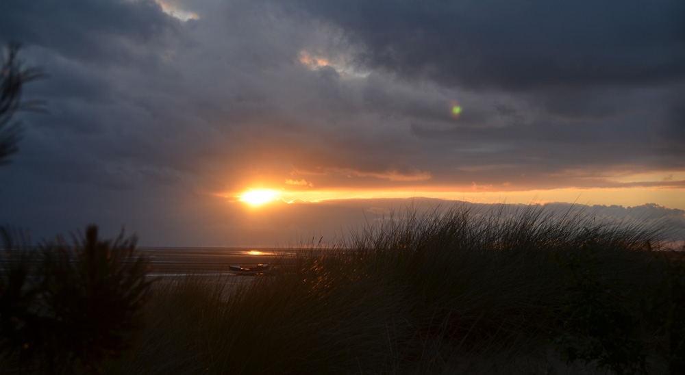Holkham Beach Microadventure