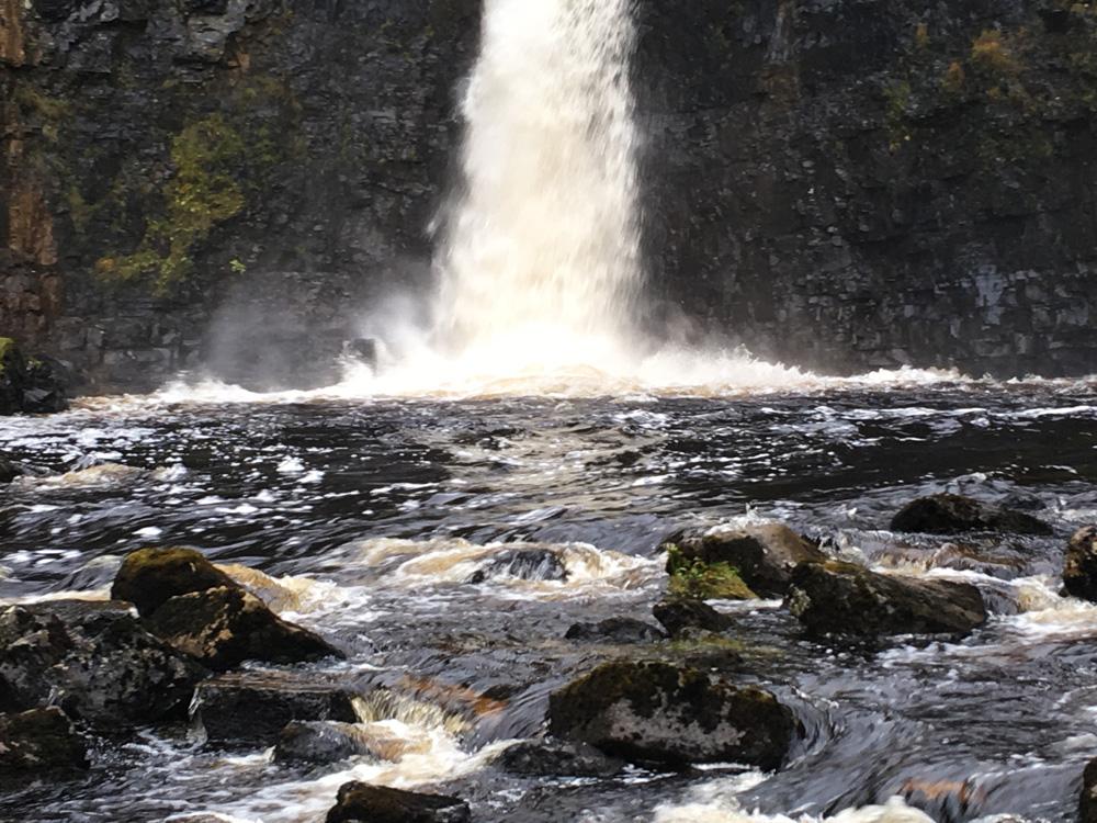 Lealt Falls, Isle of Skye