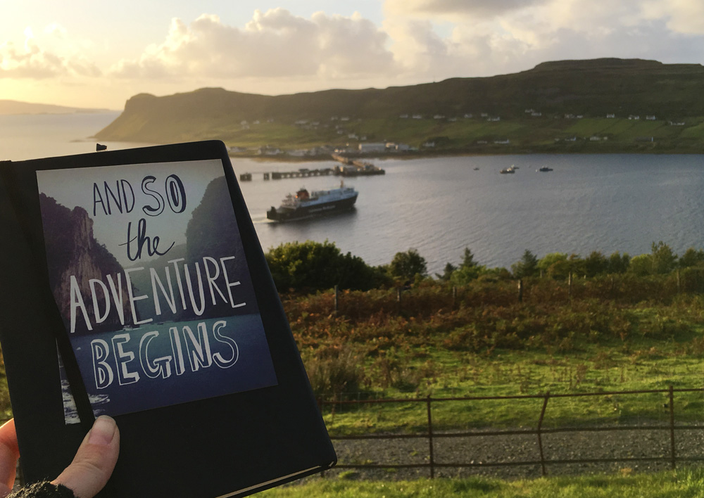 The Cowshed Isle of Skye