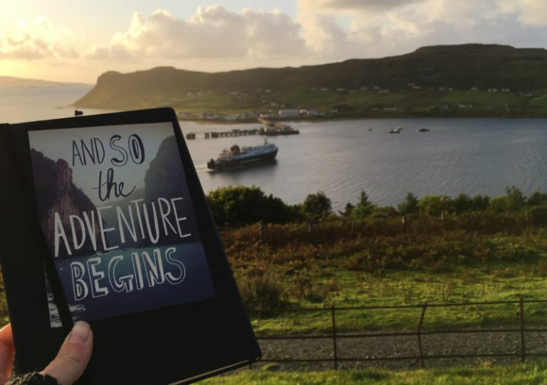Workaway Diaries: The Isle of Skye