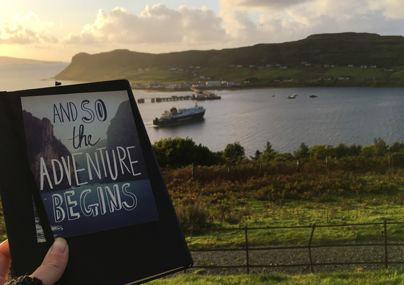 Isle of Skye Workaway Adventure
