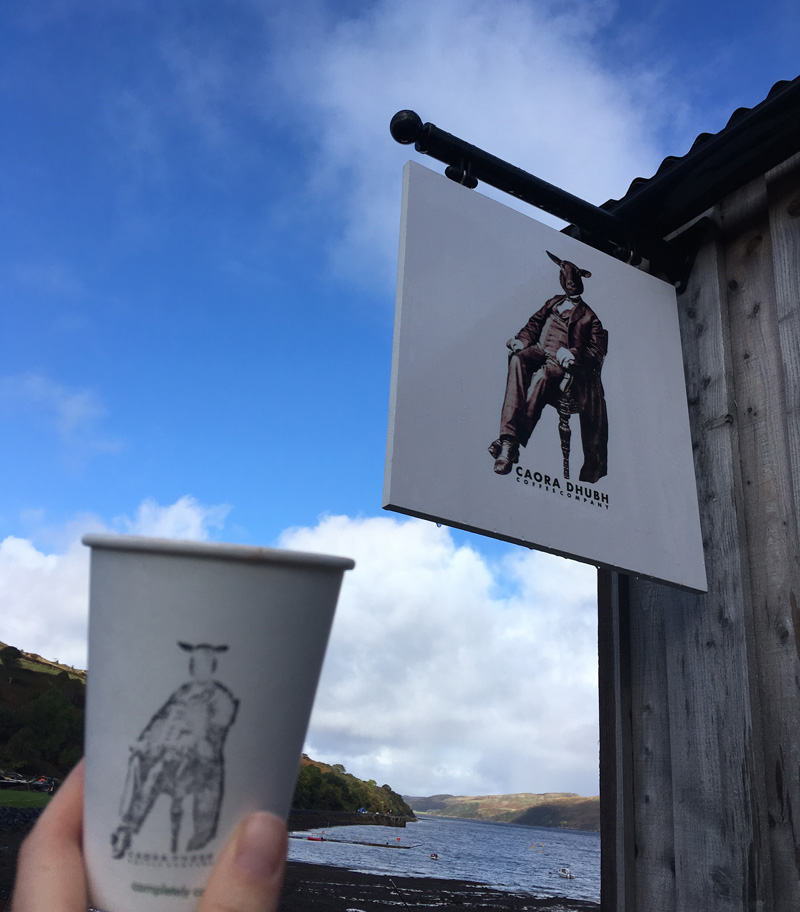 Caora Dhubh, Carbost, Isle of Skye