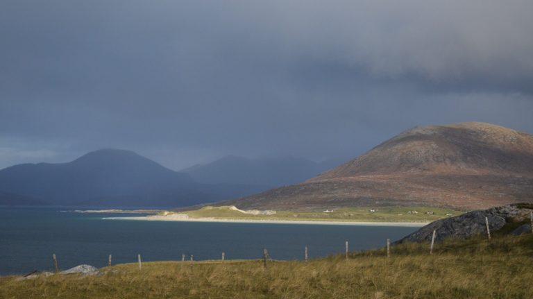 A weekend on the Isles of Harris and Lewis