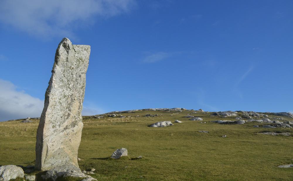 Macleods Stone, Isle of Harris