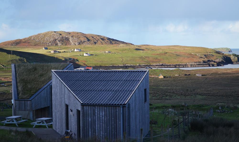 Single Track Kilmaluag, Isle of Skye
