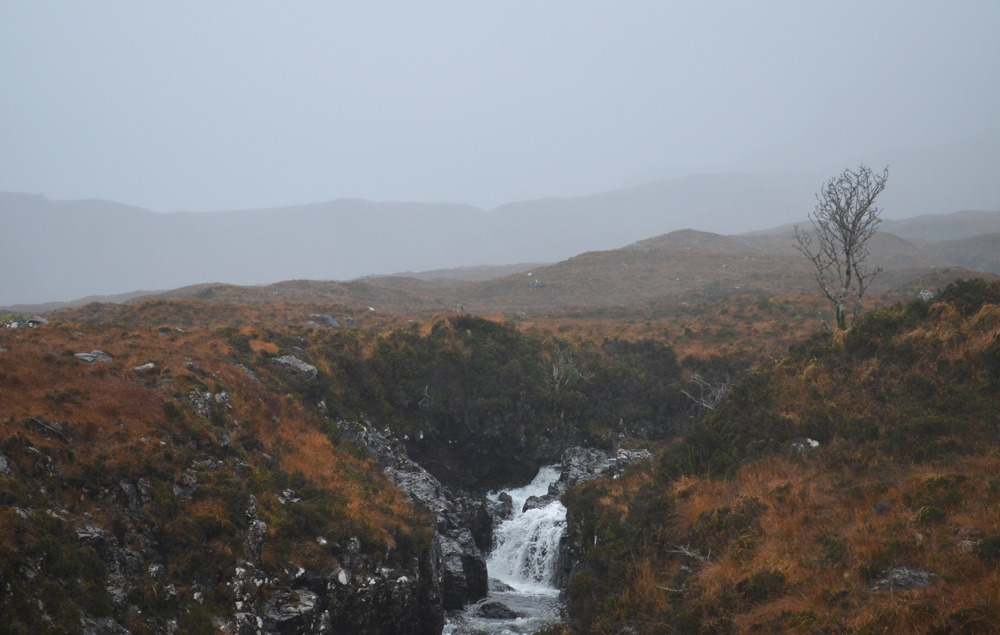 Sligachan to Fairy Pools Walk, Isle of Skye