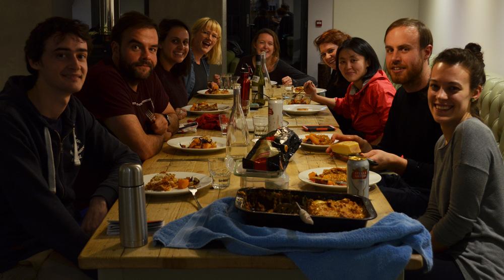 Team Cowshed, Uig