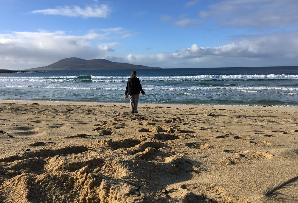 Traigh-Iar-Beach, Isle of Harris