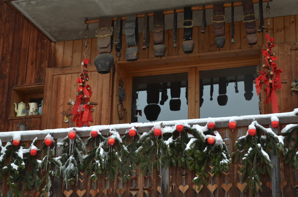 Christmas in Les Allues