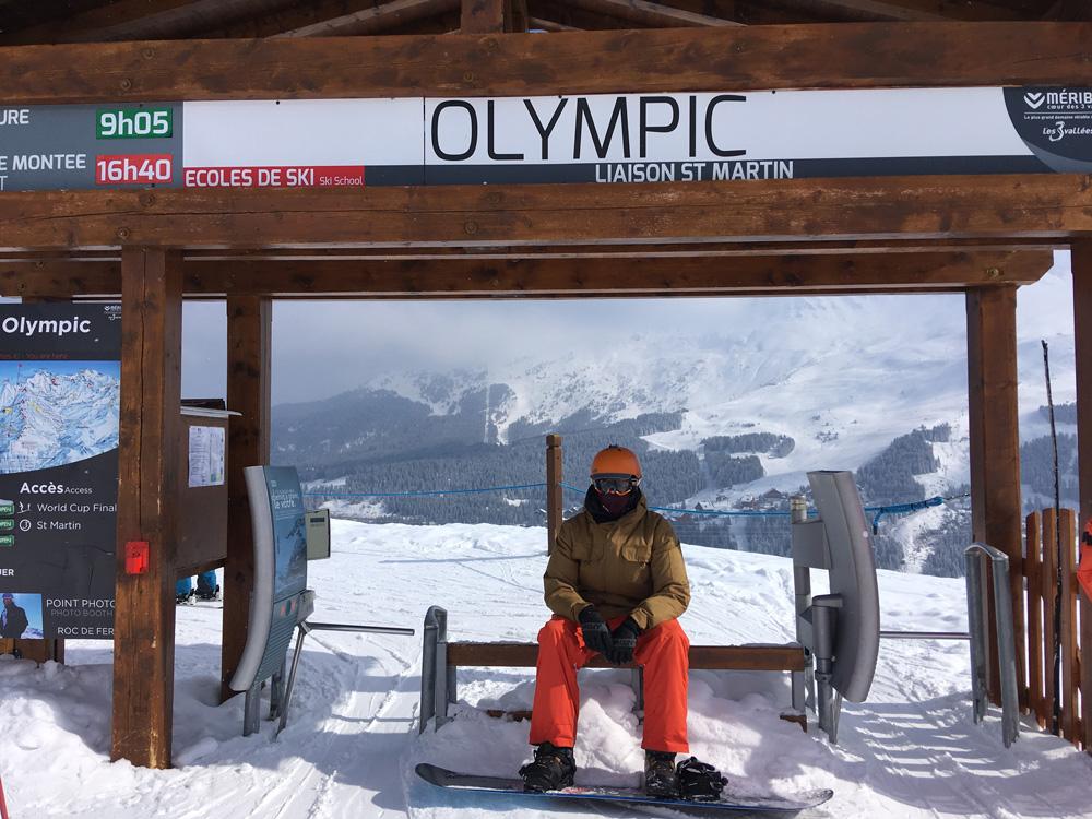 Meribel Olympic