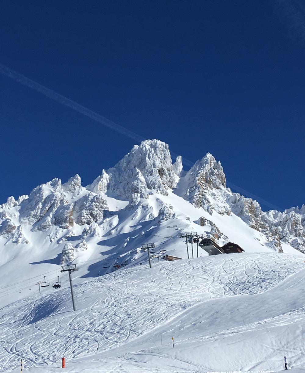 Meribel French Alps