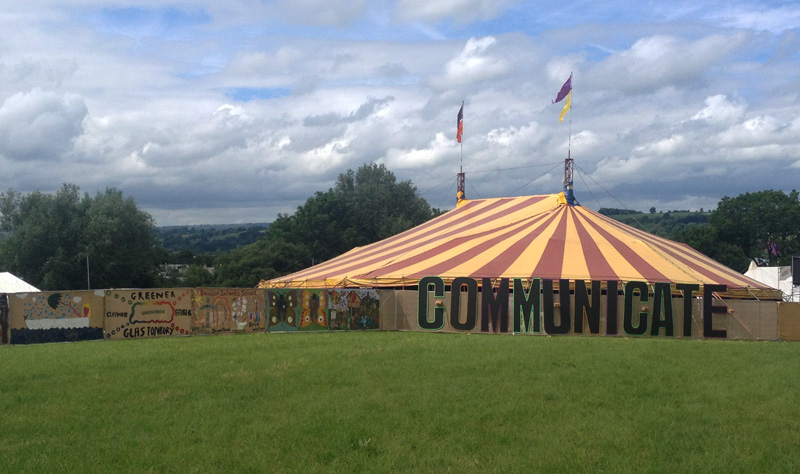GlastonburyCommunicate