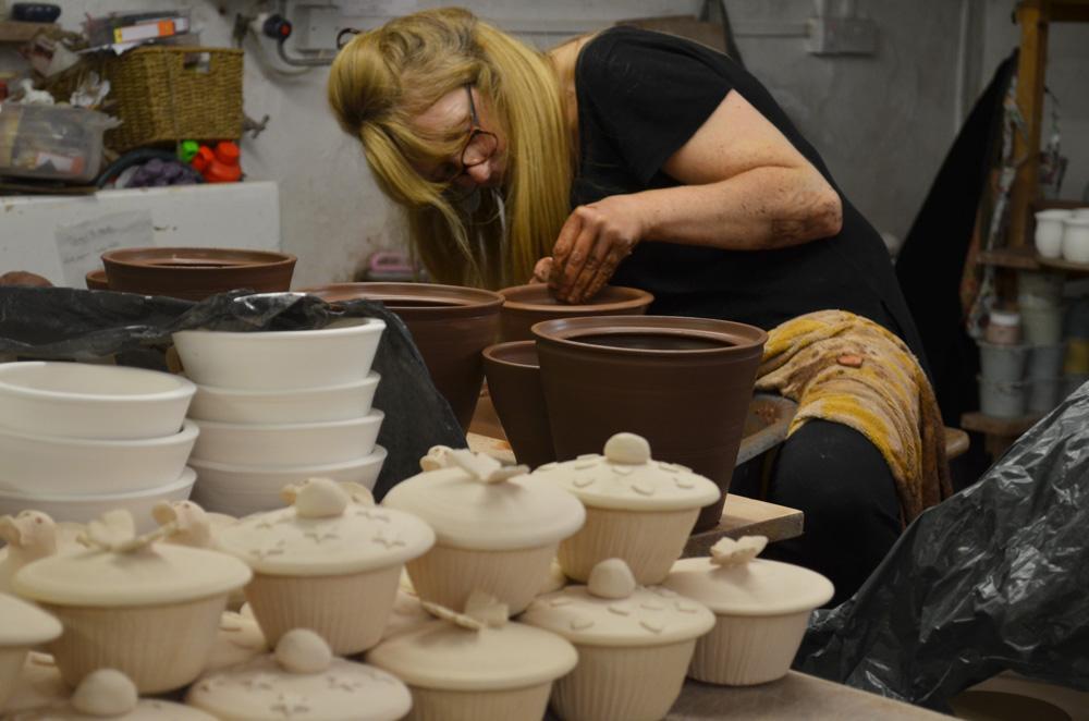 PotteryClovelly