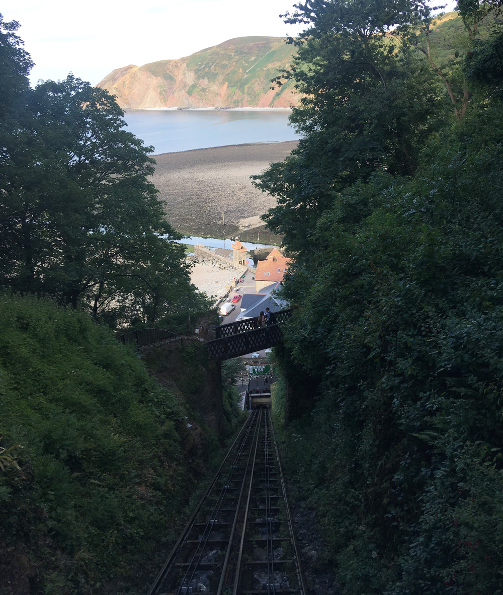 Lynton Railway