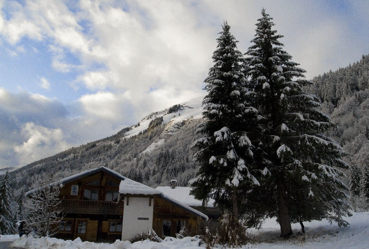 Ardent, the French Alps