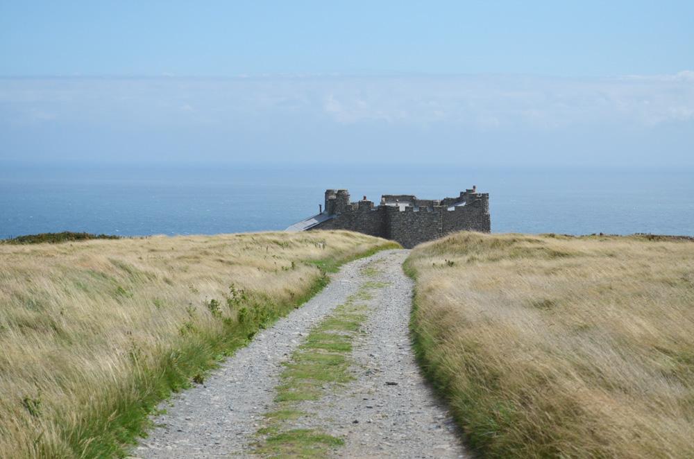 Lundy Island Castle