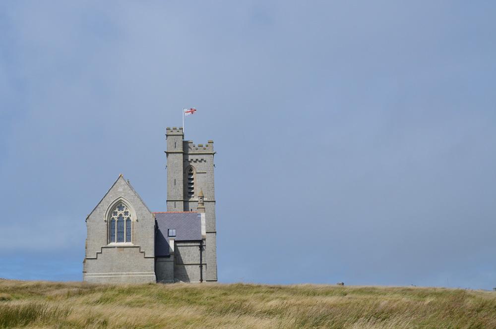 Lundy Island Church