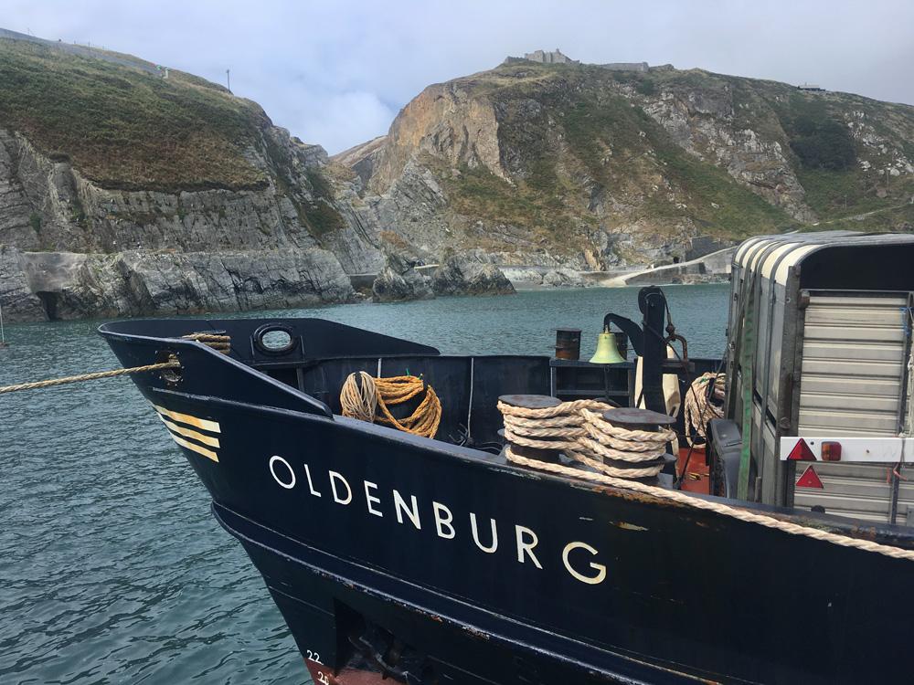 Oldenburg Boat Lundy