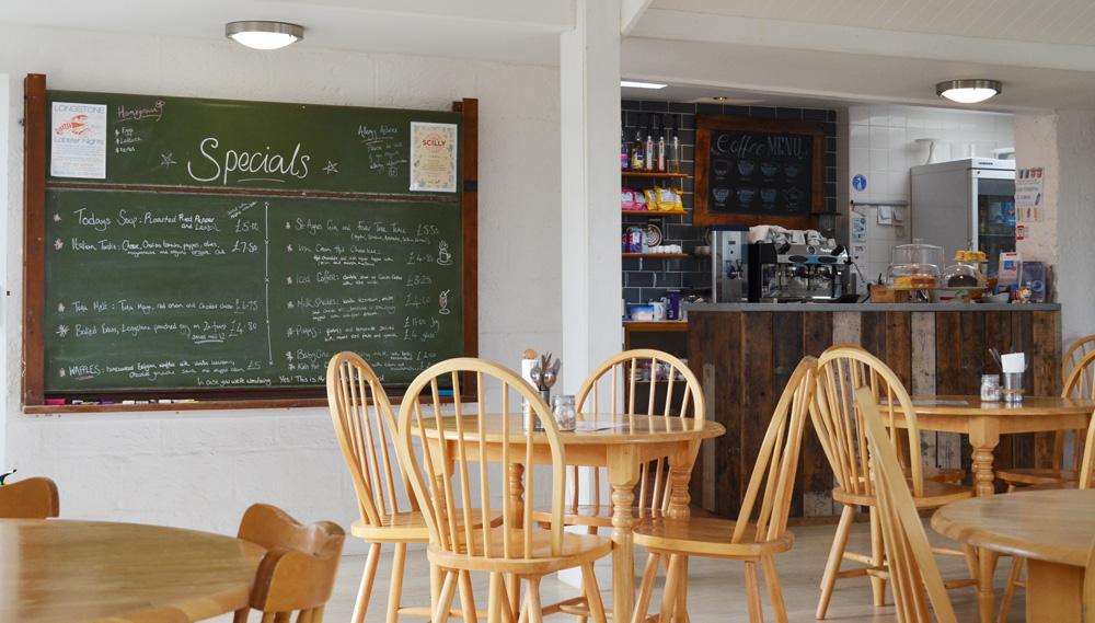 Longstone Lodge Cafe Isle of Scilly