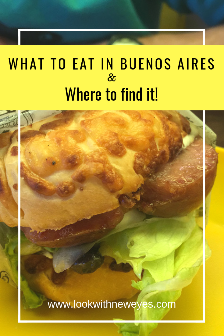 Where to eat in Buenos Aires
