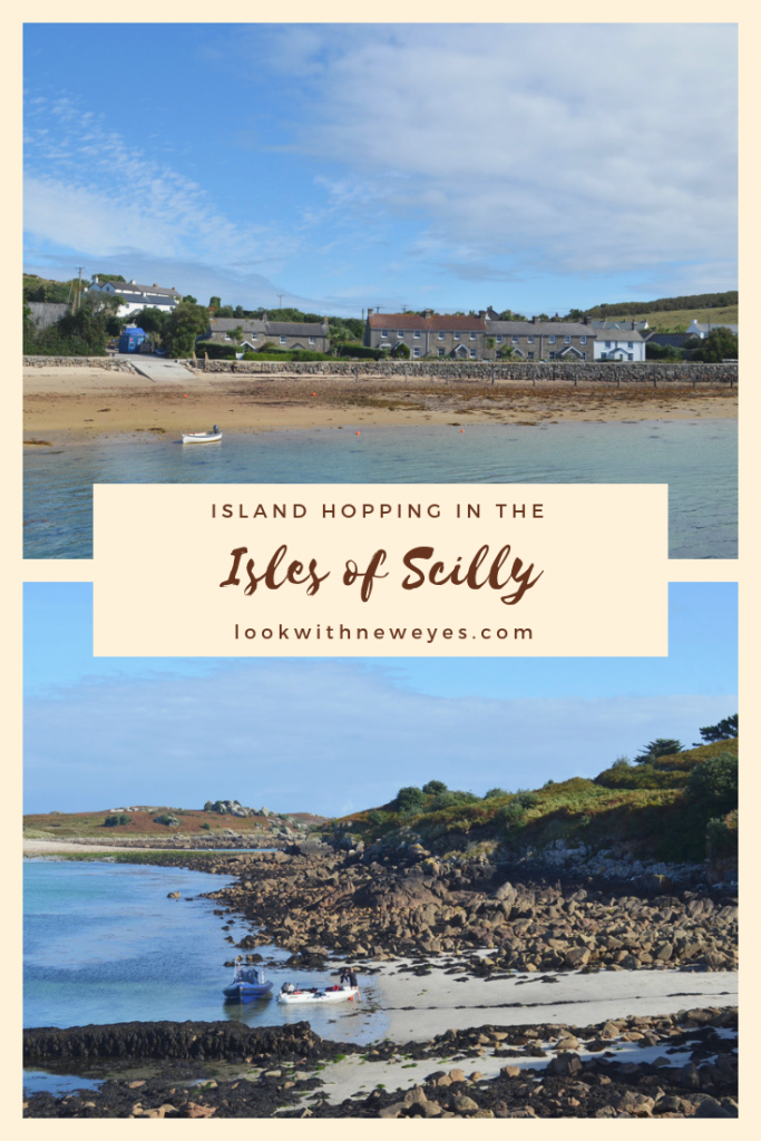 Isles Hopping in the Isles of Scilly - morning in Bryher, lunch in Tresco and afternoon ice cream in St Agnes! #islesofscilly