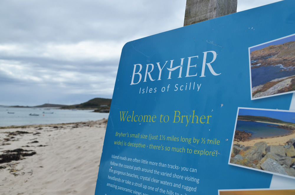 Island Hopping in the Isles of Scilly
