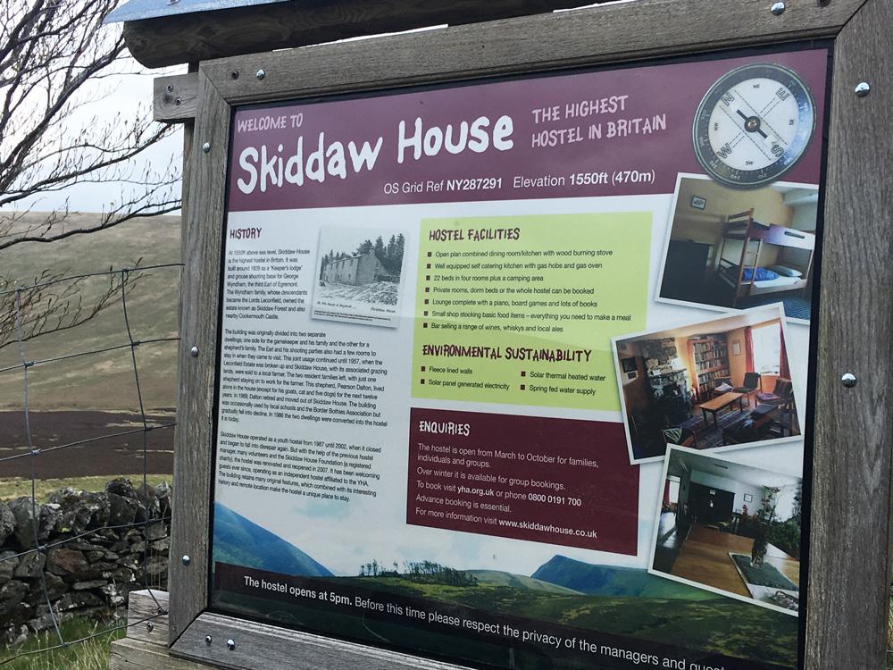 HikingtoEnglandsHighestHostelSkiddawHouse3