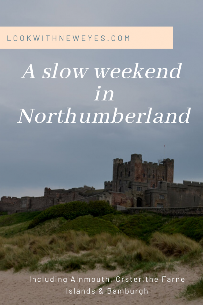A slow weekend in Northumberland