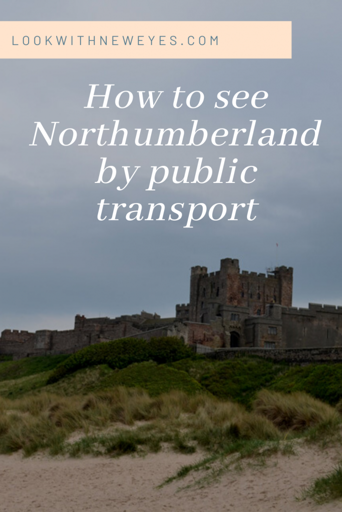 How to see Northumberland by public transport