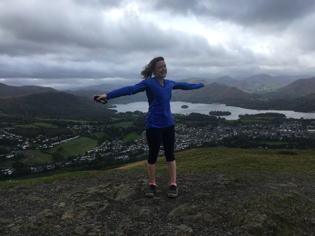 Latrigg Running
