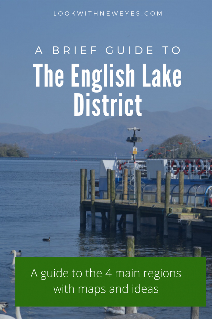 A brief guide to the English Lake District