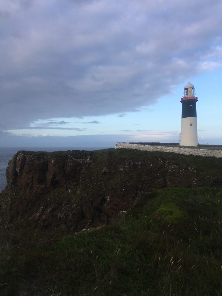 Rathlin Island Lighthouse Northern Ireland