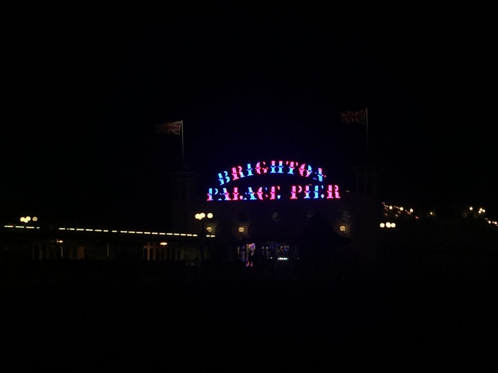 Brighton Pier Run