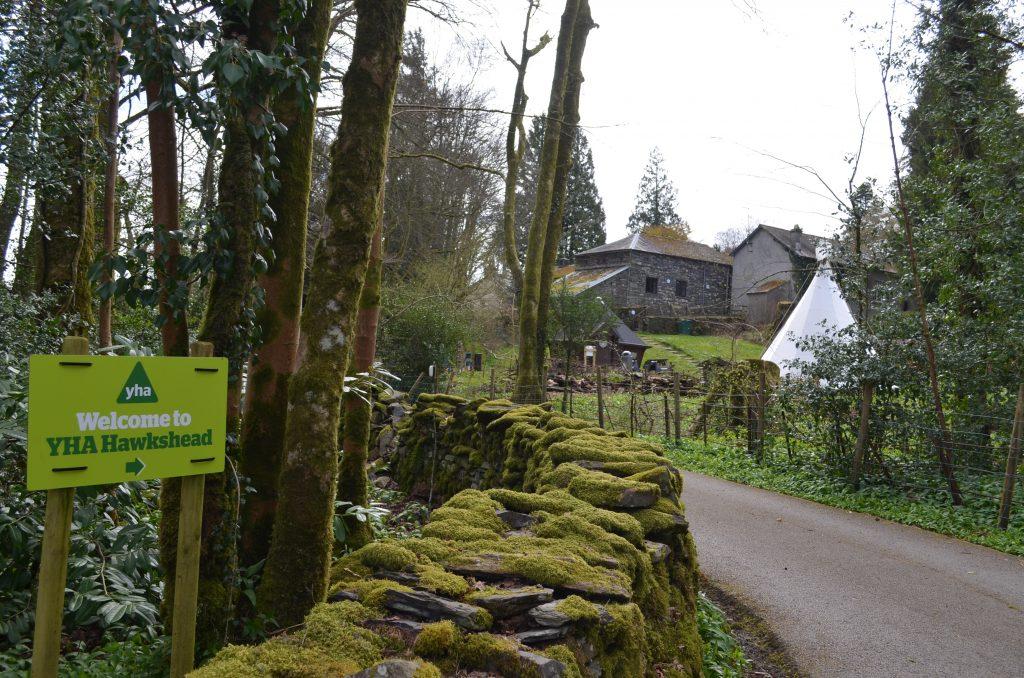 YHA Hawkshead Lake District