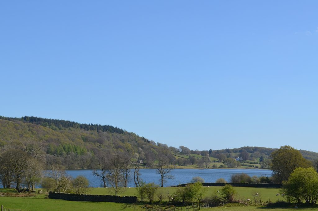 Esthwaite Water, Lake District