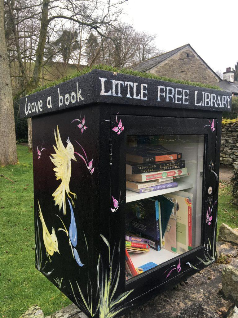 Free Library Hawkshead