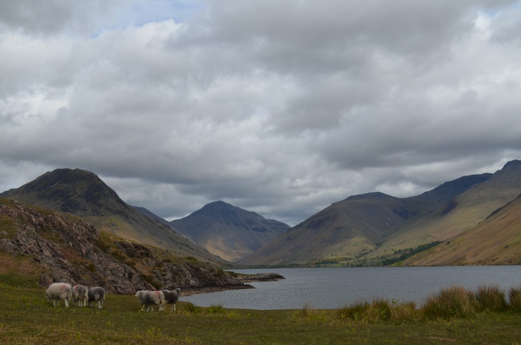 Wastwater Lake District