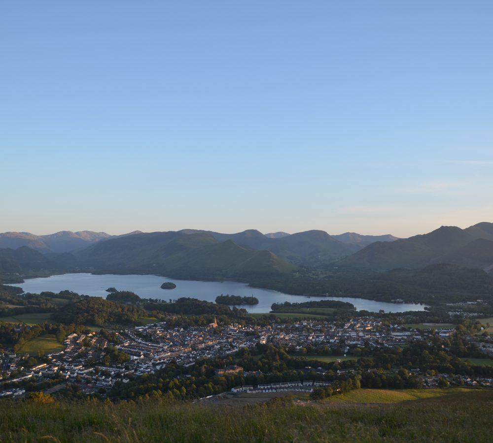 Latrigg Lake District