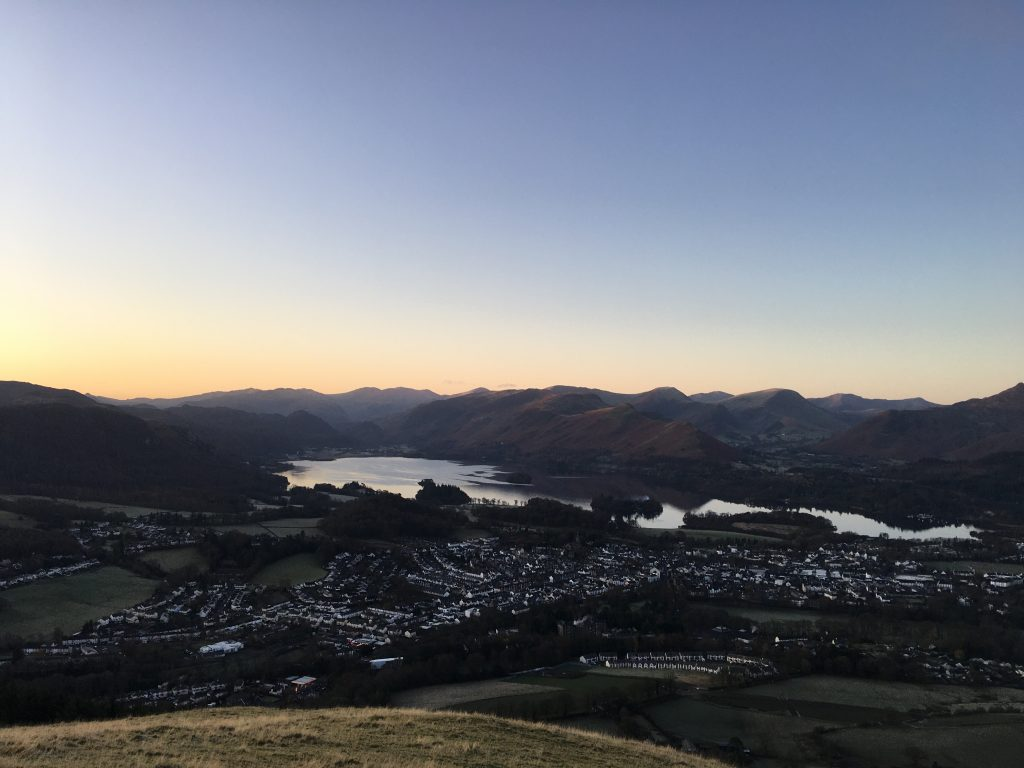 Latrigg Lake District