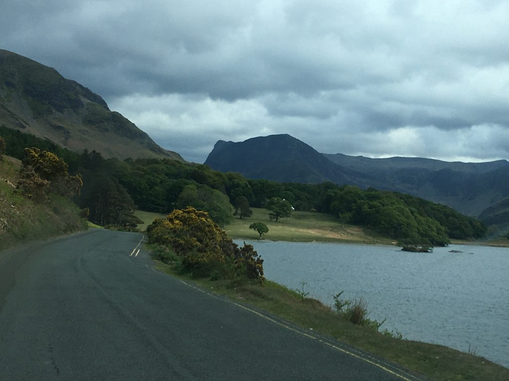 Buttermere The Lake District