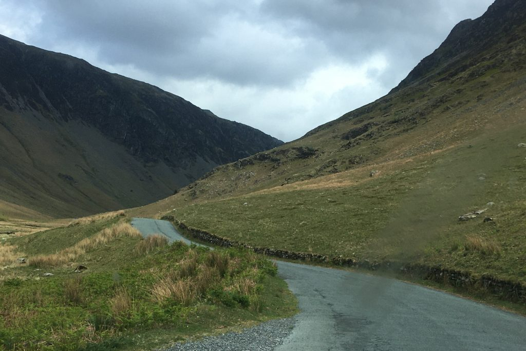 Honister Pass The Lake District