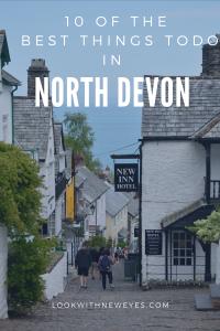 North Devon Pin