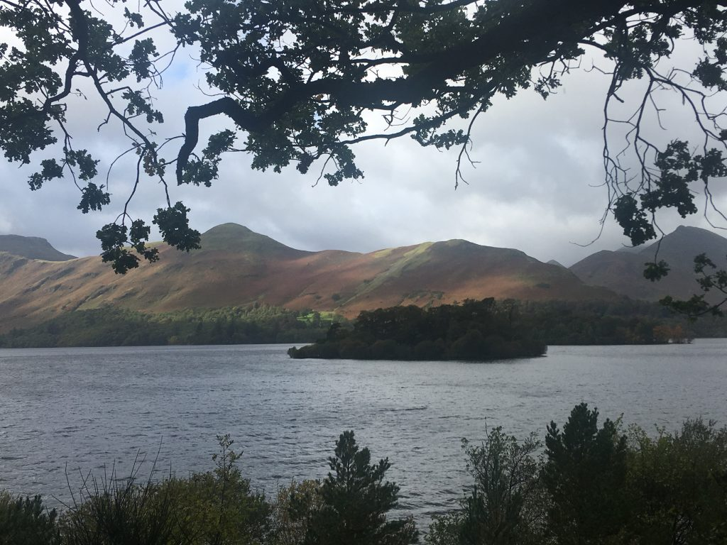 Derwentwater views